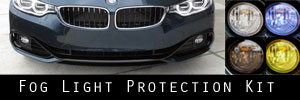 14-20 BMW 4 Series Fog Light Protection Kit