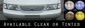 95-99 Nissan Sentra Headlight Protection Kit
