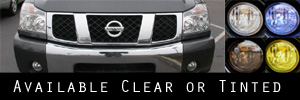04-15 Nissan Titan Headlight Protection Kit