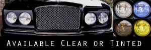 05-09 Bentley Arnage R and RL and T Headlight Protection Kit