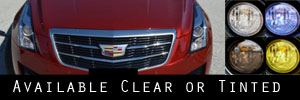 13-18 Cadillac ATS Headlight Protection Kit