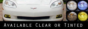 05-13 Chevrolet Corvette Fog Light Protection Kit