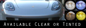 04-06 Porsche Carrera GT Headlight Protection Kit