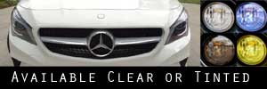 14-18 Mercedes-Benz CLA Class Sedan Headlight Protection Kit