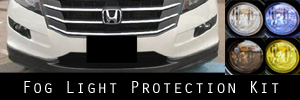 10-12 Honda Accord Crosstour Fog Light Protection Kit