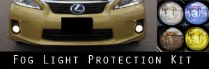 11-17 Lexus CT 200h Fog Light Protection Kit