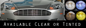 04-09 Aston Martin DB9 Headlight Protection Kit