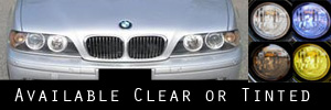 97-03 BMW E39 5 Series Headlight Protection Kit