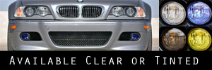01-06 BMW E46 M3 Fog Light Protection Kit