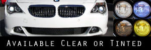 04-10 BMW 645i and 650i and M6 Headlight Protection Kit