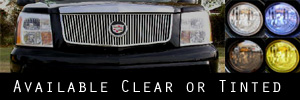 02-06 Cadillac Escalade Headlight Protection Kit