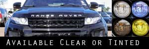 12-18 Land Rover Range Rover Evoque Headlight Protection Kit