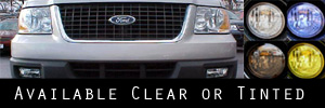 03-06 Ford Expedition Headlight Protection Kit