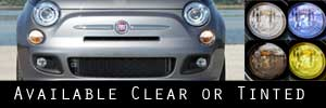 12-18 Fiat 500 Fog Light Protection Kit