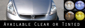 07-08 Honda Fit Headlight Protection Kit