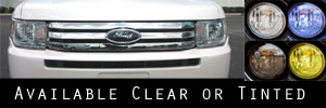 09-12 Ford Flex Headlight Protection Kit