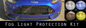 13-14 Ford Focus ST Fog Light Protection Kit