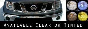 05-08 Nissan Frontier Headlight Protection Kit