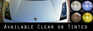 03-08 Lamborghini Gallardo Headlight Protection Kit