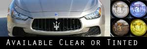 14-18 Maserati Ghibli Headlight Protection Kit