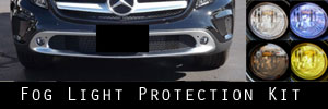 15-18 Mercedes-Benz GLA Fog Light Protection Kit