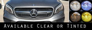 15-18 Mercedes-Benz GLA Headlight Protection Kit