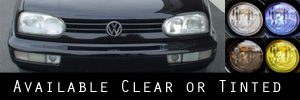 94-98 Volkswagen Golf III Headlight Protection Kit