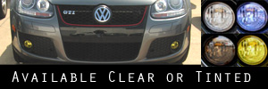 06-09 Volkswagen GTI and R32 V Fog Light Protection Kit