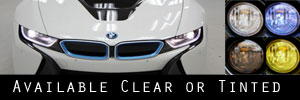 15-17 BMW i8 Headlight Protection Kit