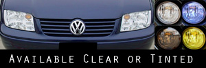 99-05 Volkswagen Jetta IV Headlight Protection Kit