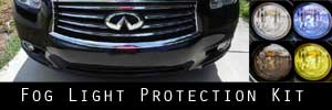 13-16 Infiniti JX QX60 Fog Light Protection Kit