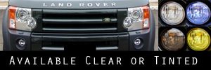 05-09 Land Rover LR3 Headlight Protection Kit