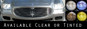 05-08 Maserati Quattroporte Headlight Protection Kit