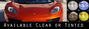12-14 McLaren MP4-12C Headlight Protection Kit