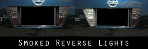 03-07 Nissan Murano Reverse Light Protection Kit