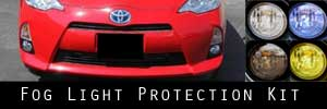 12-14 Toyota Prius C Fog Light Protection Kit