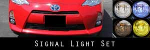 12-14 Toyota Prius C Signal Light Protection Kit