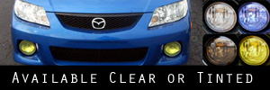 01 Mazda Protege MP3 Fog Light Protection Kit