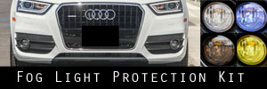 15-18 Audi Q3 Fog Light Protection Kit