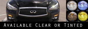 14-18 Infiniti Q50 Headlight Protection Kit