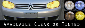 99-05 Volkswagen Golf IV Headlight Protection Kit