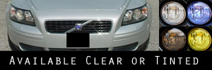 04.5-07 Volvo S40 Headlight Protection Kit