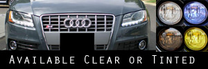 08-12 Audi A5 and S5 Headlight Protection Kit