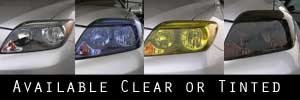 05-07 Scion tC Headlight and Fog Light Protection Kit
