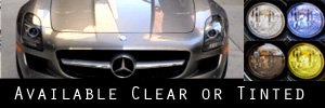 11-13 Mercedes-Benz SLS Headlight Protection Kit