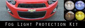 12-16 Chevrolet Sonic Fog Light Protection Kit