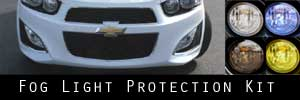 13-16 Chevrolet Sonic RS Fog Light Protection Kit