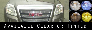 10-17 GMC Terrain Headlight Protection Kit