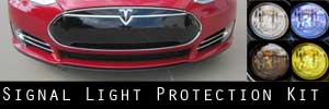 12-15 Tesla Model S Signal Light Protection Kit