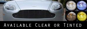 05-16 Aston Martin V8 Vantage Headlight Protection Kit